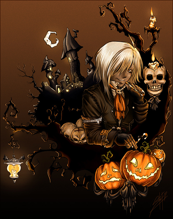 halloween by StefTastan on DeviantArt