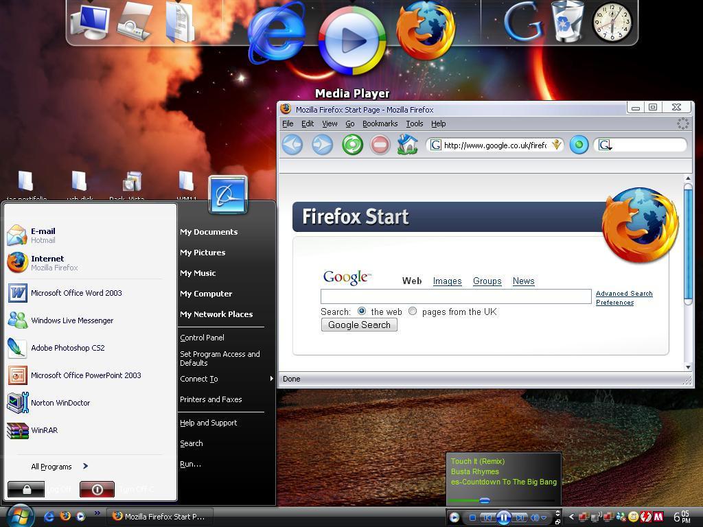 My desktop by Chocolate-Booty-Man on DeviantArt
