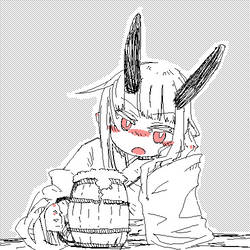 drunk ogre