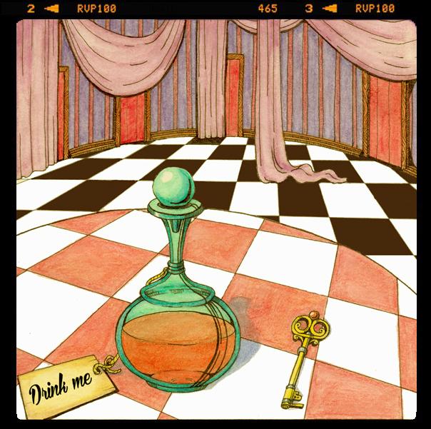 Alice in Wonderland by cveta-net