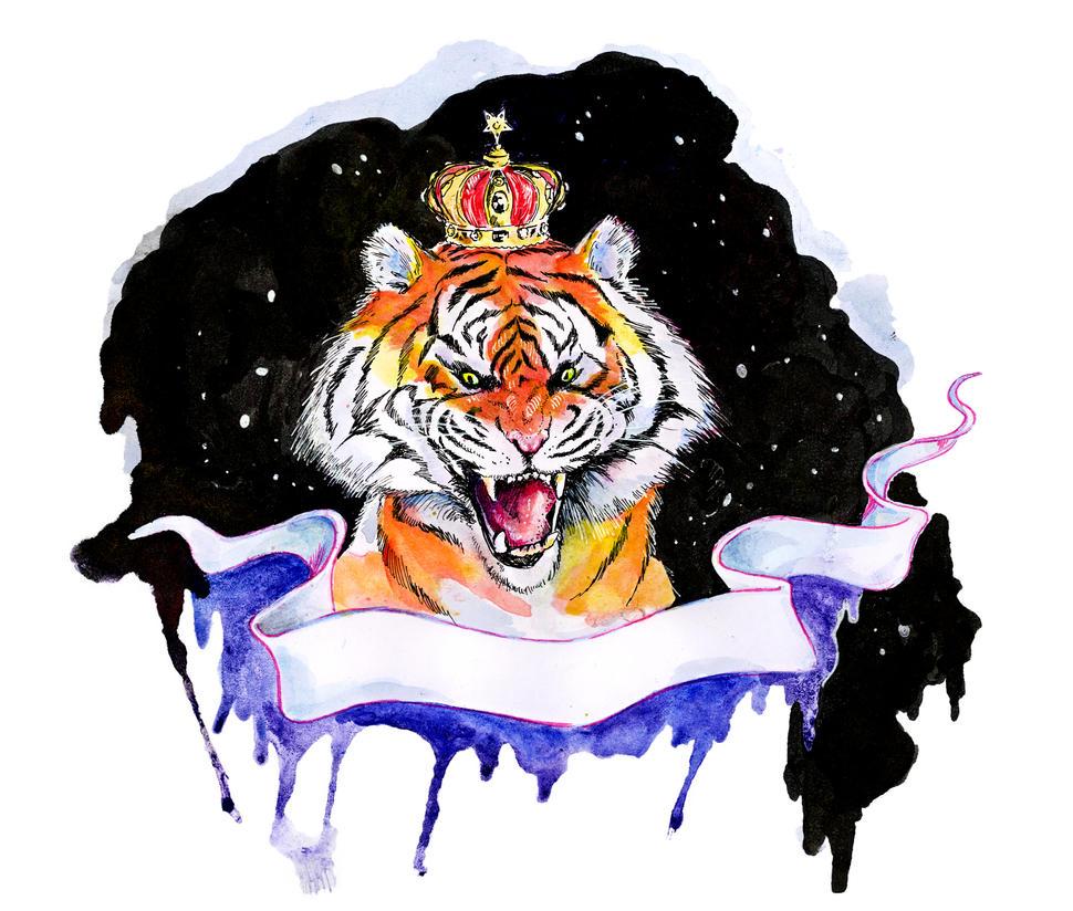 Tiger Royale by angeldevilland