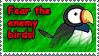 Fear The Enemy Birds by ChibiAngel86