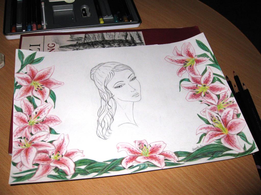 Lily1 by EvgeniyaPanova