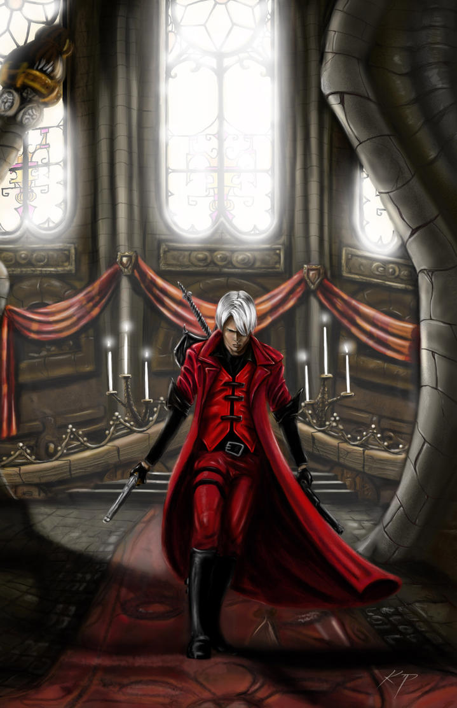 DMC1 Dante by kzeor