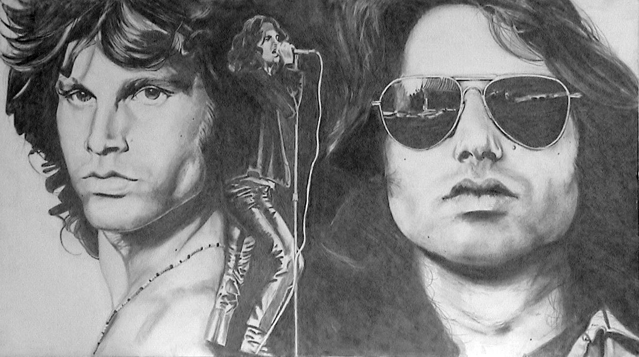 paintings by jim morrison