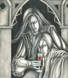Dark Communion by kzeor