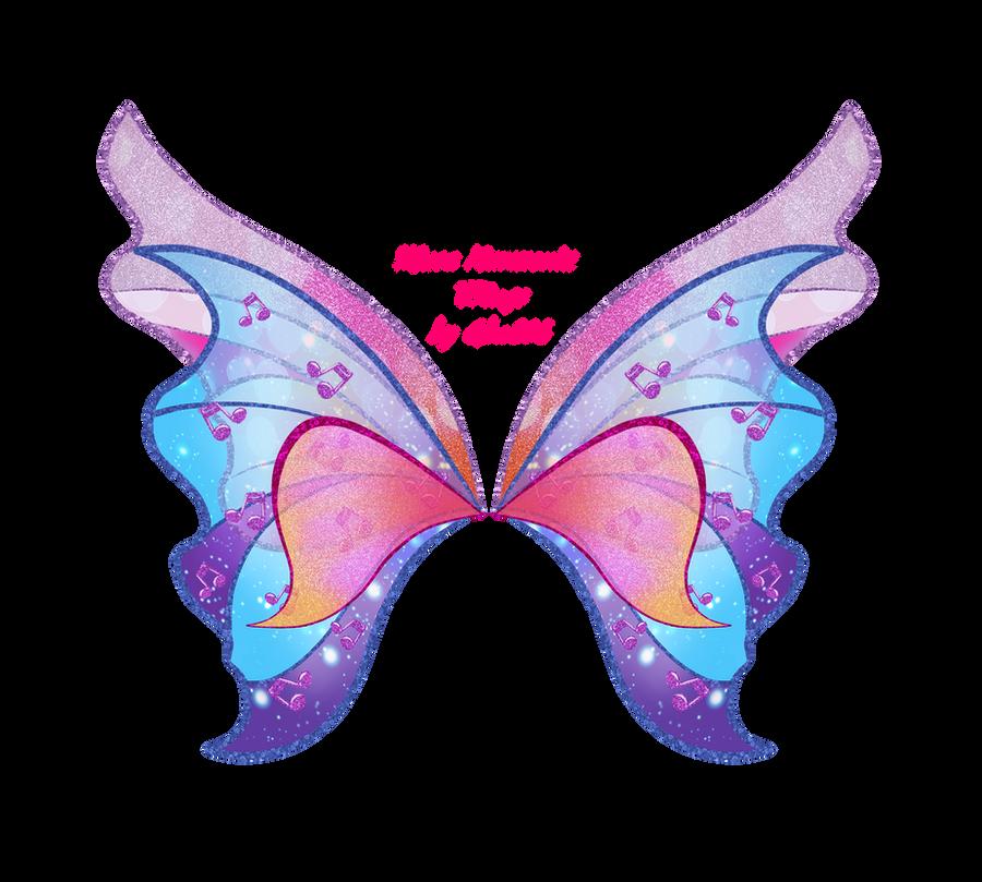 Harmonix Wings - Musa by Qba016 on DeviantArt