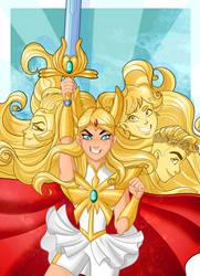 The Princess of Power!