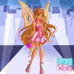 FLora City Fairy: Enchanted