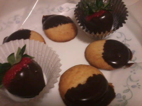 Strawberries and Other Treats
