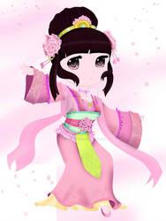 Petal Dance Maiden