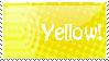 Yellow stamp by Om-nom-nomnivore