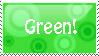 Green stamp by Om-nom-nomnivore
