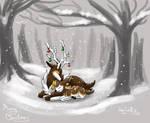 Merry Pokemon Christmas