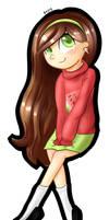 Mabel Pines. Gravity Falls