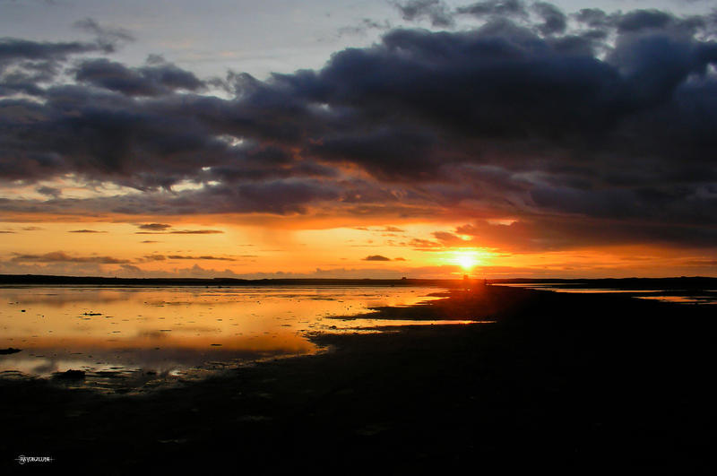 Sunset en Irlande by Rayon2lune