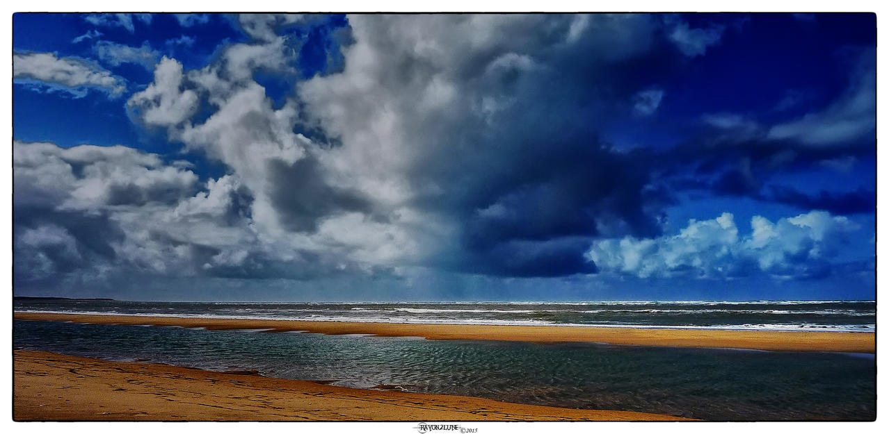 Normandie by Rayon2lune