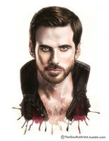 Hook by thesoulfulartist