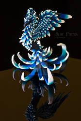 Blue Phenix by Esil90