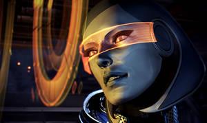 Mass Effect by linceeslanieva