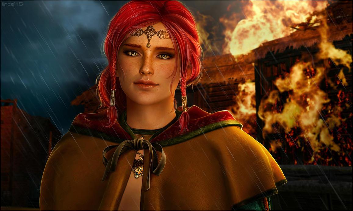 Witcher 3 Triss Merigold