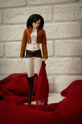 Mikasa by linceeslanieva