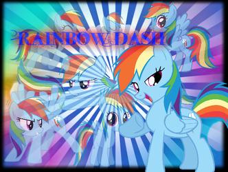 Rainbow Dash by LightSongMelody