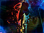 Splatters of Memories by LightSongMelody