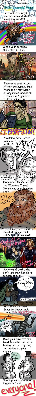 FeiFeiKara Thor Meme