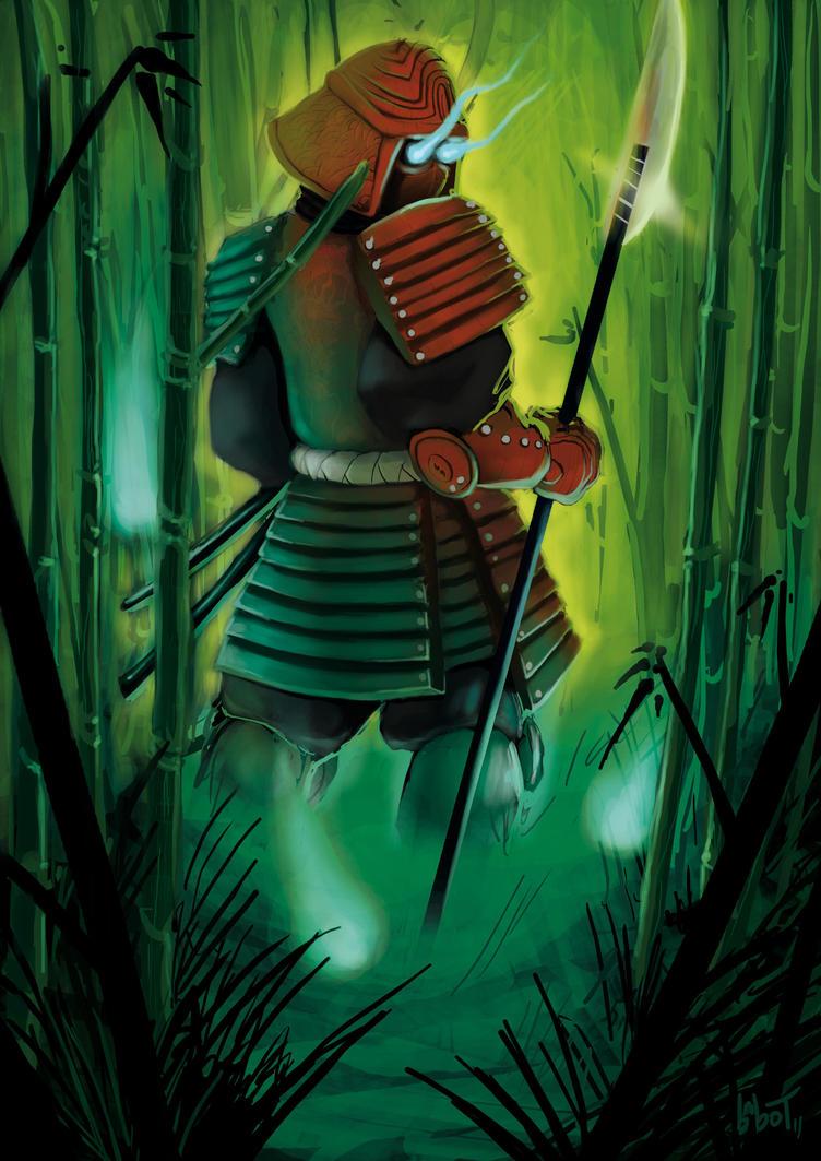 samurai monsters