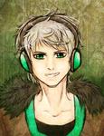 [Fanart] Frey by oOBubbleBirdOo