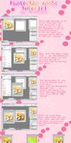 Noob 2 Noob photoshop tutorial by YuriThorns