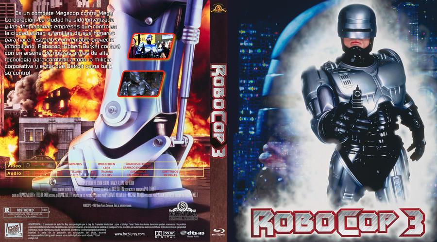 ROBOCOP 3 by correasremy on DeviantArt