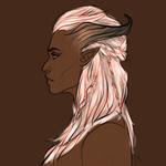 qunari lady