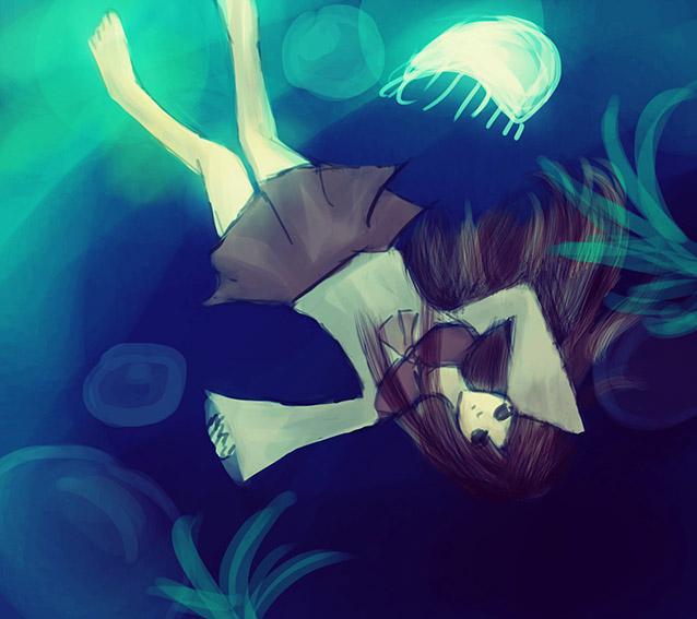 Underwater by Hailbeat
