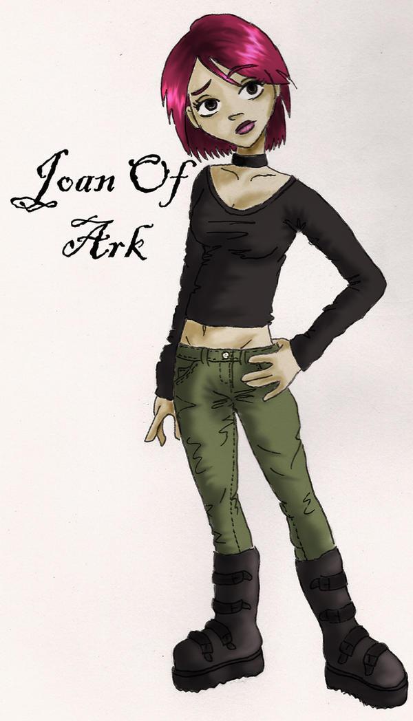 Clone High: Joan by lemonfox2002