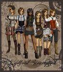 Lydford Steampunk