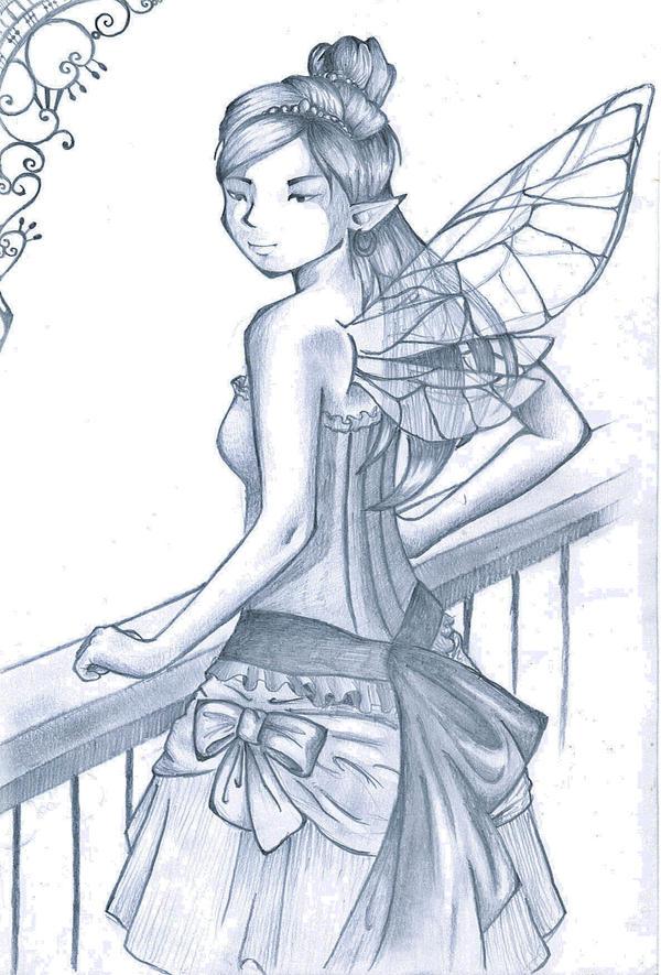 Fairy Princess by lemonfox2002