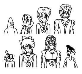 Animado, Anime y Videojuegos