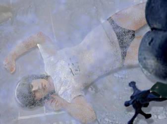 UWH frozen by  Alien Varduck! by sudo5348