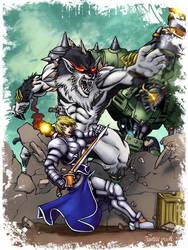 Warpwolf Charge by trantsiss