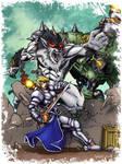 Warpwolf Charge