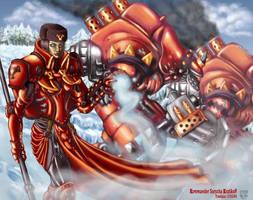 Iron Kingdom : Sorscha by trantsiss