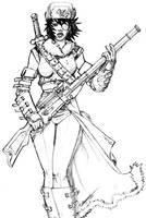 Widow Maker Capitan by trantsiss