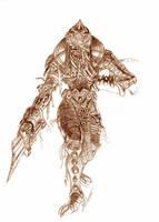 Mummy of Yoth by trantsiss