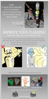 How to improve your camera flash!
