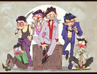 YakuzaMatsu by NE-R0