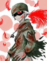 Phantom Soldier: War Himself by blacktenshi22
