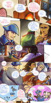 (AC3) A Kenway Christmas Part 1 by blacktenshi22