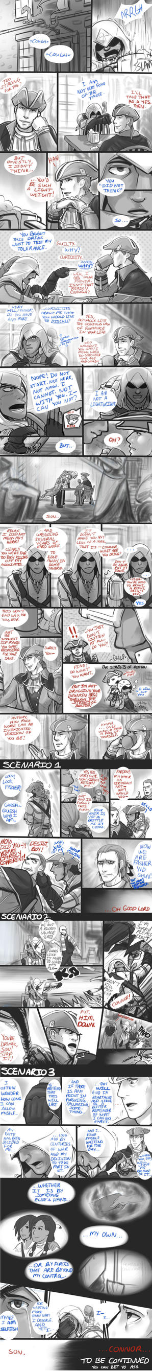 (AC3) Too Much, Too Little by blacktenshi22